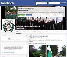 Zur Facebookseite des Schützenvereins Wippingen