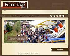 zur Homepage der Harener Püntetage