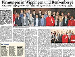 Ems-Zeitung vom 16.11.2015