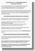 Flyer zum Lauf- und Erlebniswandertag in Wippingen