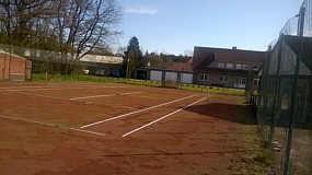 Tennisplatz Wippingen