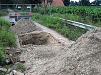 Baustelle Fleer