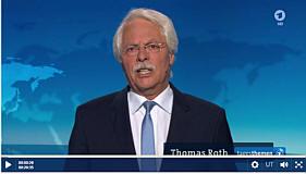 Tagesschau-Sprecher Thomas Roth