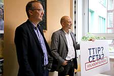 Klage gegen CETA