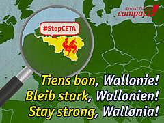 Unterstützt die Wallonie