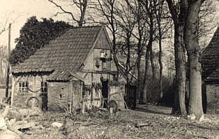 Backhaus Klaas im Jahr 1951