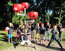 Kinder in Renkenberge