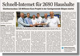 Ems-Zeitung vom 3.6.2017