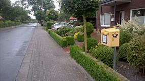 Briefkasten bei Gerdes (Schneider)