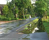 Wasser im Wippinger Ortskern