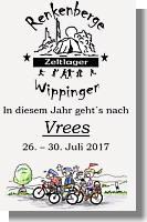Plakat zum Zeltlager Renkenberge-Wippingen