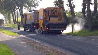 Schoolbrink Straßenausbesserungsarbeiten