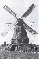 Die Wippinger Mühle vor 1937