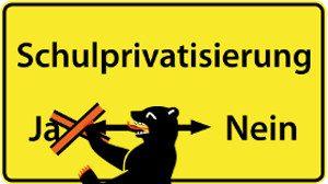 Zur Kampagne Schulprivatisierung stoppen