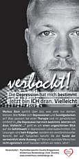 Einladung zur Veranstaltungüber Depression in Renkenberge