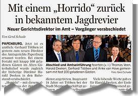 Ems-Zeitung vom 2.03.2018