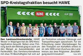 Ems-Zeitung vom 25.05.2018