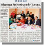 Ems-Zeitung vom 09.10.2018