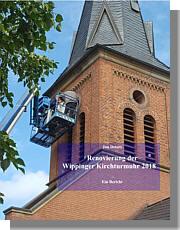 Zum Bericht über die Renovierung der Kirchturmuhr