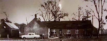 Das Wippinger Flüchtlingsheim im Jahr 1968