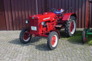 McCormick 214 Standard, 1961, 14 PS, Besitzer: H. Voskuhl