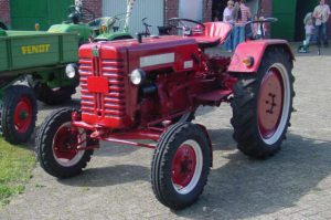 McCormick 214 Standard, 1959, 14 PS, Besitzer: H. Frericks