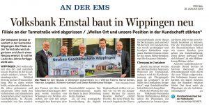 Ems-Zeitung vom 18.01.2019 2019