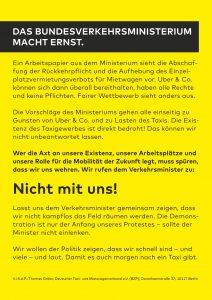 Deutschen Taxi- und Mietwagenverband e.V.