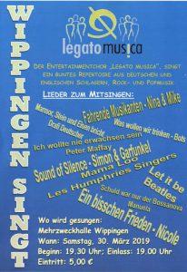 Flyer Musica Legato