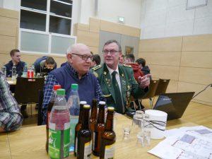 von links: Josef Kimmann, Josef Schmunkamp