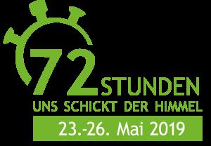 72-Stunden-Aktion 2019 Logo