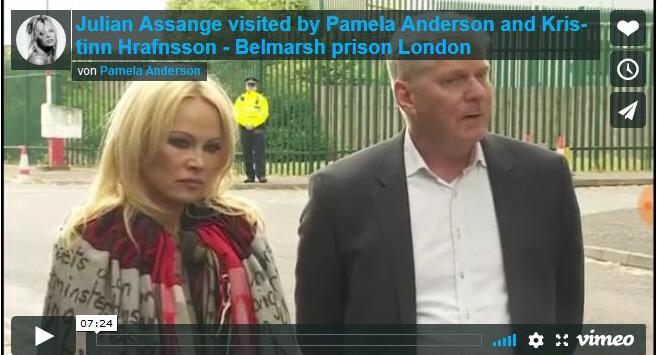 Zum Video von der Pressekonferenz auf der Seite der Pamela Anderson Foundation