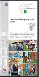 Sommerferienprogramm Schloss Clemenswerth 2019