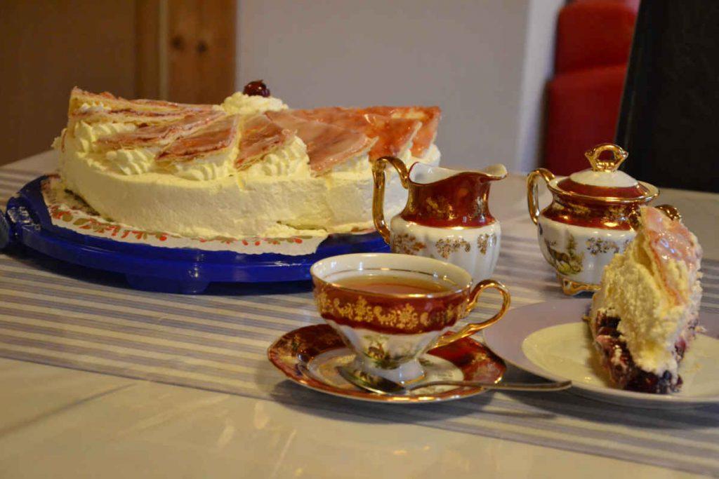 Kaffee und Kuchen, Foto: jdm