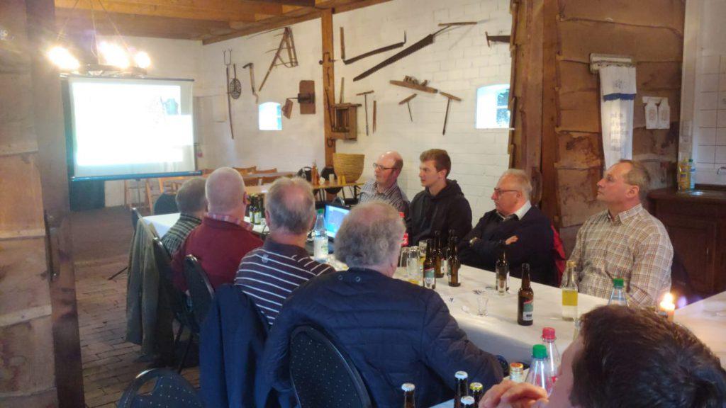 Generalversammlung der Jagdgenossenschaft Wippingen 2019