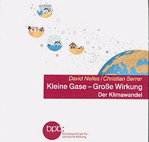 Titelseite von Kleine Gase - Große Wirkung - Der Klimawandel. Zur Bestellhomepage