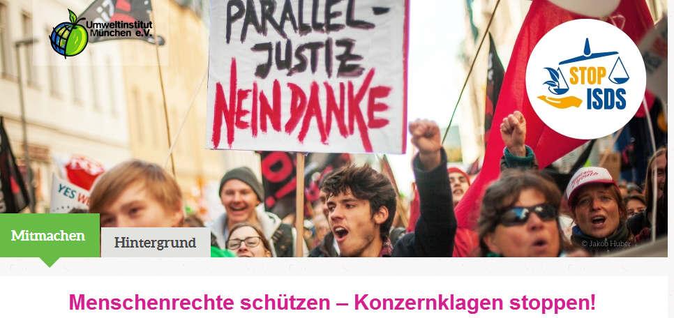 Zur Kampagnenseite des Münchener Umweltinstituts