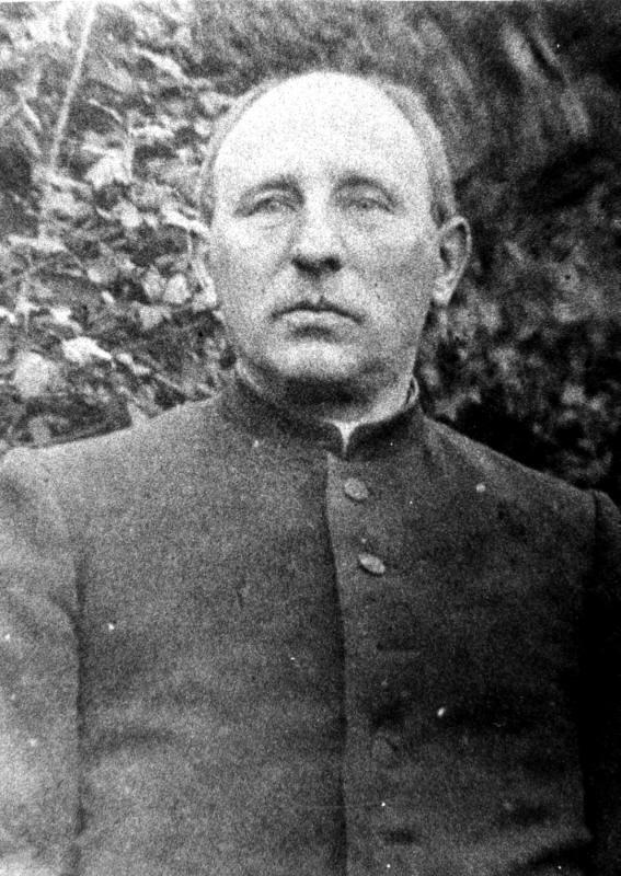 Pastor Bernardus Hake