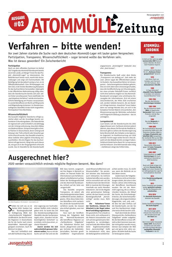 Atommüllzeitung 02/2019