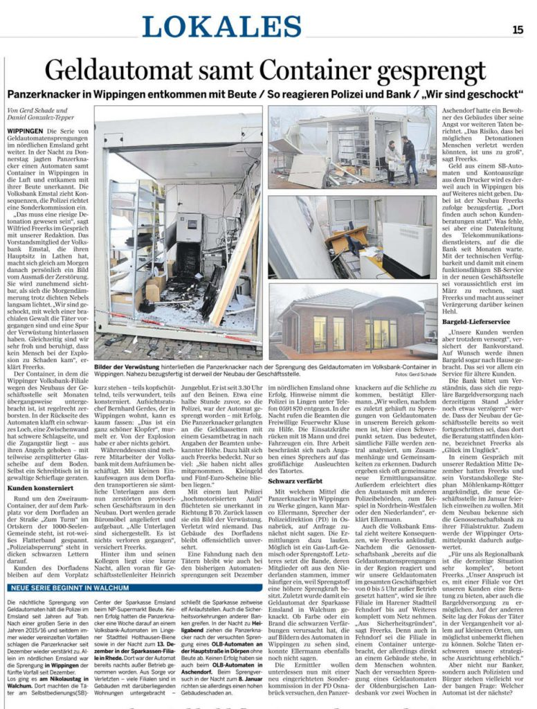 Ems-Zeitung vom 24.01.2020