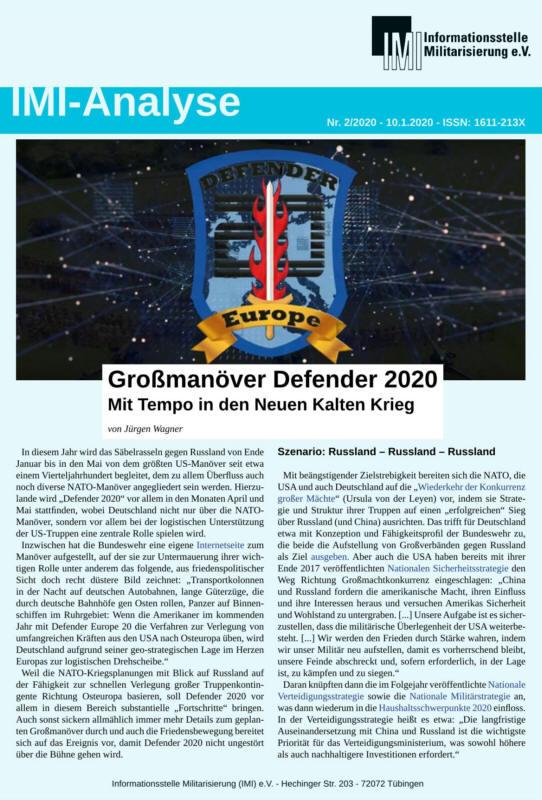 IMI-Analyse 2-2020