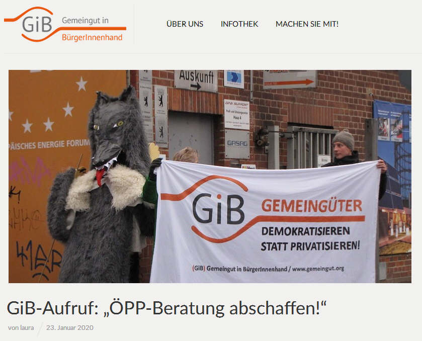 Zur Homepage von gemeingut in BürgerInnenhand