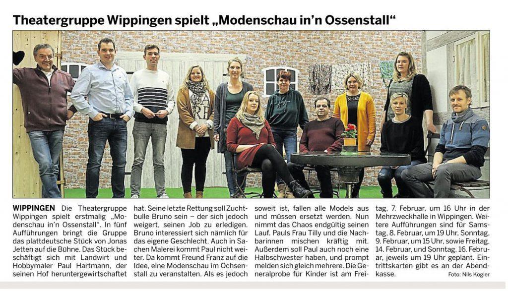 Ems-Zeitung vom 31.01.2020