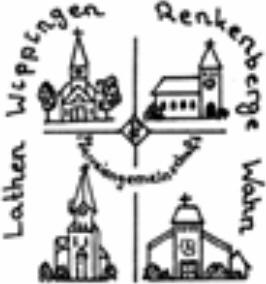 Logo Pfarreiengemeinschaft Lathen