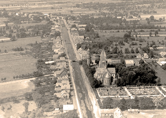 Papenburg Obenende um 1940