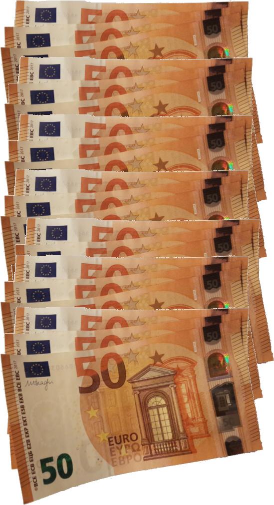 1000 €
