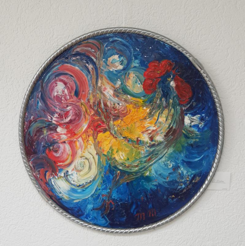 Hahn von Monika Niermann