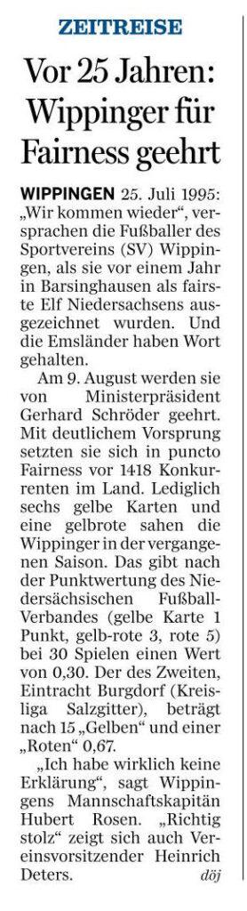 Ems-Zeitung vom 25.07.2020