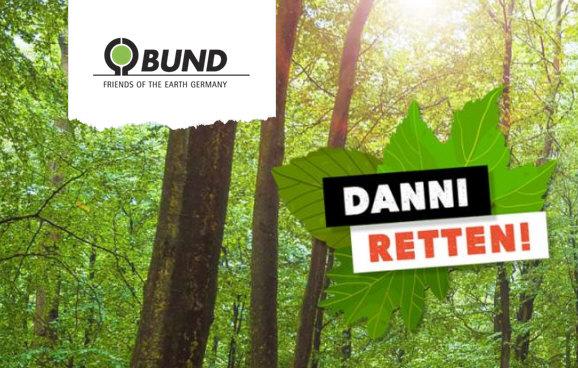 Dannenröder Wald retten: Zur Aktion des BUND