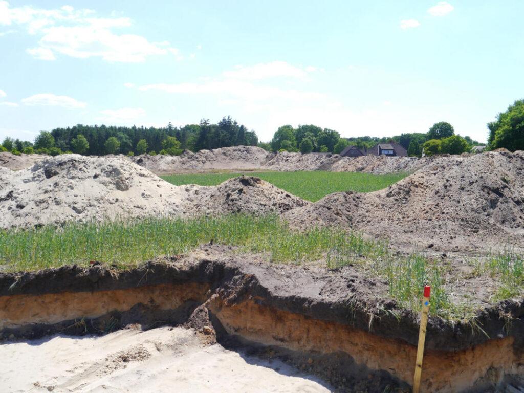 Bodenverbrauch durch Zersiedelung